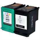 Compatible 350 / CB335EE Black & 351 / CB337EE Colour Ink Cartridges for HP