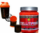 BSN CELLMASS 2.0 EU 50 SERVINGS POST WORKOUT CREATINE FORMULA AMINO'S GLUTAMINE