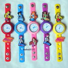 WINX CLUB JIBBITZ BAND WATCH & 2 CHARMS,BOX AVAILABLE IF NEEDED