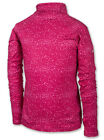 Nike Pro Hyperwarm Graphic Fitted Mock Shirt 519008-600 Pink $45 Girls M L XL