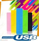 New Portable USB Power Bank Pack Charger External Battery For iPhone/Mobile*