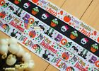 "7/8"" HALLOWEEN PUMPKIN Spider Grosgrain Ribbon 4 hair Bow 5/10/20/50Yds 5designs"