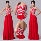 New Long Maxi Wedding Bridesmaid Formal Gown Party Cocktail Evening Prom Dresses
