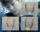 EXO K-POP EXO XIUMIN'S LEATHER BRACELETS NEW