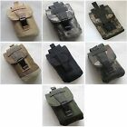 New Molle 1 Quarter Canteen Pouch 7 Colors--Airsoft Game