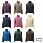 UNIQLO New Elegant Trendy Women Girl Ultra Light Down Jacket with Pouch 133103 ★