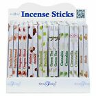 8 Incense Sticks Stamford Square Incense Sticks Various Fragrances