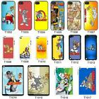 Vintage Tom And Jerry cartoon cover case for Apple iPhone iPod & iPad - T17