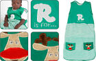 *SPECIAL OFFER* Velour Baby Sleeping Bag - Green Reindeer 2.5 Tog The Dream Bag