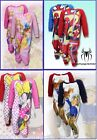 Pyjamas Disney Princess Marvel Minnie Sam Spiderman ONESIE Sleepwear New Gift