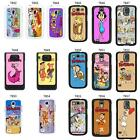 Retro Vintage Flintstons cartoon cover case for Samsung Galaxy S2 S3 S4 S5 Mini