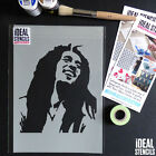 Bob Marley Stencil Reusable Wall Art Craft Decor Painting Airbrush Screen Print