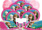 Disney FROZEN Birthday Party Plates Cups Napkins Tablecover Loots Balloons etc