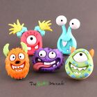 FUNKY BOYS MENS MAD MONSTER STUD EARRING CARTOON RETRO COOL QUIRKY NOVELTY GIFT