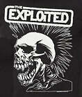 The Exploited Mohawk Skull Logo punk rock T-Shirt L XL 2XL 3XL 4XL NWT