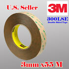 3M 300LSE Double Sided Transparent  Adhesive 55M Tape Cell Phone Digitizer