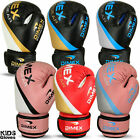 Kids Boxing Gloves Punch Bag Sparring MMA Training Mitts Size 4oz - 6oz