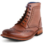 Ted Baker Sealls 2 Mens Leather Tan Ankle Boots New Shoes All Sizes