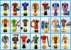 PEZ - BODY PARTS - MANY DIFFERENT - Please select !!!