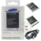 New OEM Li-ion Battery Replacement For Samsung Galaxy Note 2 II N7100(3100mAh)