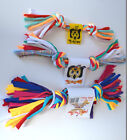 DOG CHEW TOYS JOLLY ROPES BONES-tough chew TOY- training and playing toy-OZ MADE