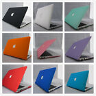 "12color Rubberized Case Laptop Shell Cover For Macbook Air 11""13""/Pro 13""15""inch"