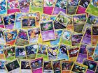 50 NEW Pokemon Cards - Bulk Lot w/ Rares, Commons, Uncommons (Guaranteed 1 Holo)