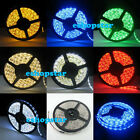 10M 3528 SMD 600 LEDs Strip Light 1000CM Non-waterproof 7 Color Flexible CAR 12V