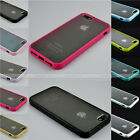 """Thin Silicone Case Cover Crystal Clear Soft Gel For iPhone 4 4S 5 5S/6 4.7"""" S#03"""