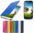 Slim Flip Smart Leather Case Battery Cover For Samsung GALAXY S4 I9500