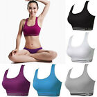 First-rate Hot Athletic Sports Bras Stretch Yoga Workout Tank Top Racerback BDAU