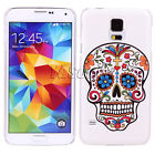 Exquisite Drawing Frame Hard Housing Back Case Covers For Samsung Galaxy S5