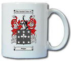 PHIPPS COAT OF ARMS COFFEE MUG