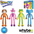 New! Stretchkins Full Range! Soft & Cuddly Stretch to Life Size and Move!