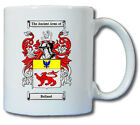 BOLLAND (IRISH) COAT OF ARMS COFFEE MUG