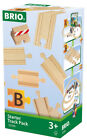 BRIO Railway Track Full Range of Wooden Train Tracks &amp; Switches Children 1yr+ <br/> Brand New Genuine BRIO Train Tracks - Select your Set!
