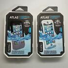 Incipio Atlas Waterproof Ultra-Rugged Case for iPhone 5/5s - BLACK AND WHITE