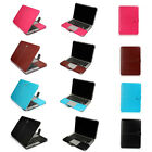 "Luxury PU Leather Case Buckle Laptop Cover for Macbook Pro 13/15""Air 11/13""inch"