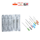 "50x 100x BD NEEDLES STERILE 27G GREY 0.40x19 3/4"" CYCLE REFILL INK FAST CHEAPEST"