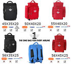 CABIN 1 Expandable Travel Backpack Carry-on Hand Luggage Flight Bag 50/55x40x20