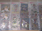 A4 Die Cut Dufex Decoupage Sheet Fairie Poppets Various Designs