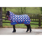 Cottage Craft Pony Fixed Neck 200g Turnout Rug Medium Weight Rain Sheet Cover