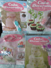 DeAGOSTINI CAKE DECORATING WEEKLY COLLECTION MAGAZINE ALL ISSUES 106 UPWARDS NEW