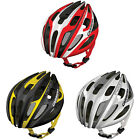 Carrera E00448 Pistard Road Sportive Bike Cycling Helmet With Rear Light