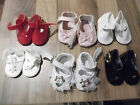 55mm doll shoes range of styles sizes