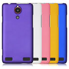 For ZTE Nubia Z5s New Snap On Rubberized hard case back cover