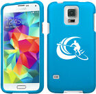 For Samsung S3 S4 S5 Active Rubber Hard Case Cover Stand Up Paddle Board Surf