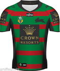 South Sydney Rabbitohs 2015 Home Jersey Sizes S - 3XL Adults NRL ISC '21 Hoops'