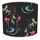 Lampshades Ideal To match Pink Flamingo Cushions Wallpaper Duvets