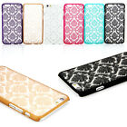 Fantastic Case Cover For Apple iPhone 6 /6 Plus /5s Palace Flower Vine Style